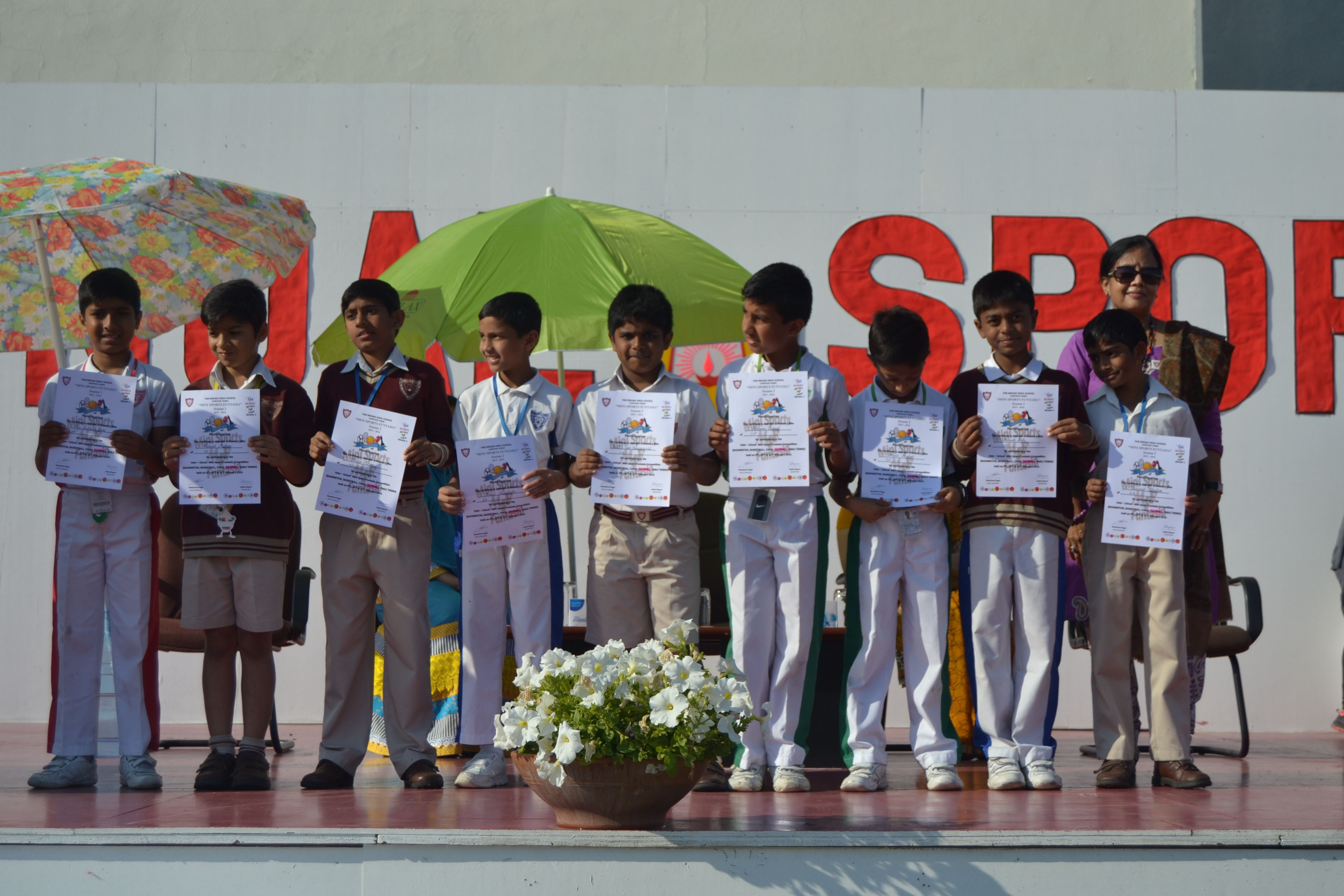 Pin By Indian International School On Mini Sports Funtasia