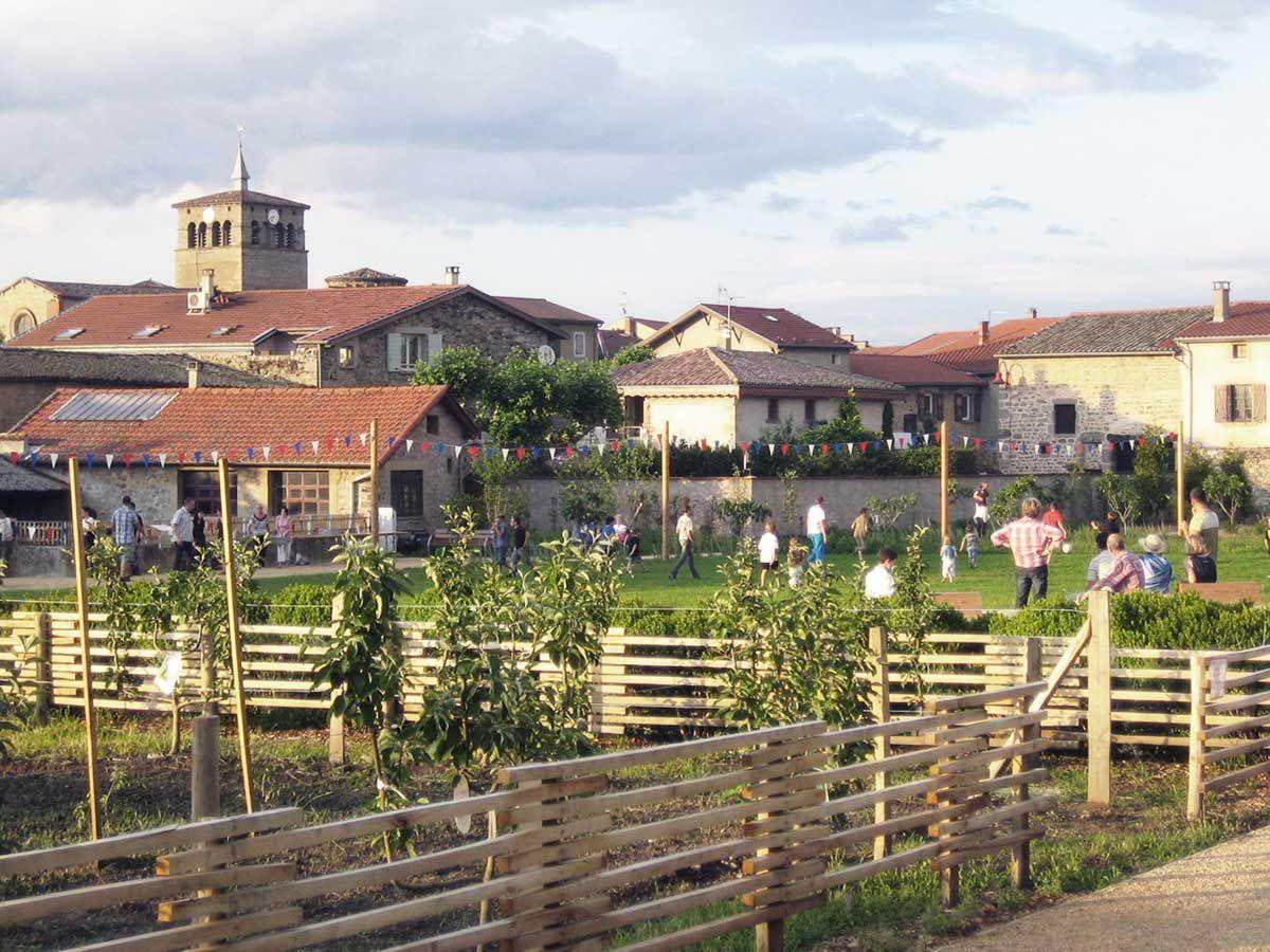 itinéraire bis   paysage, urbanisme & architecture   lyon   jardin