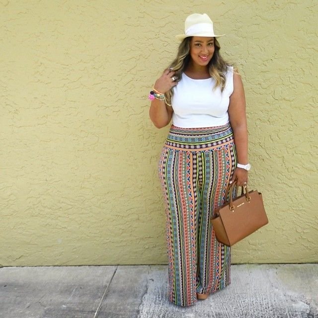Plus Size Dresses for Beach Vacation