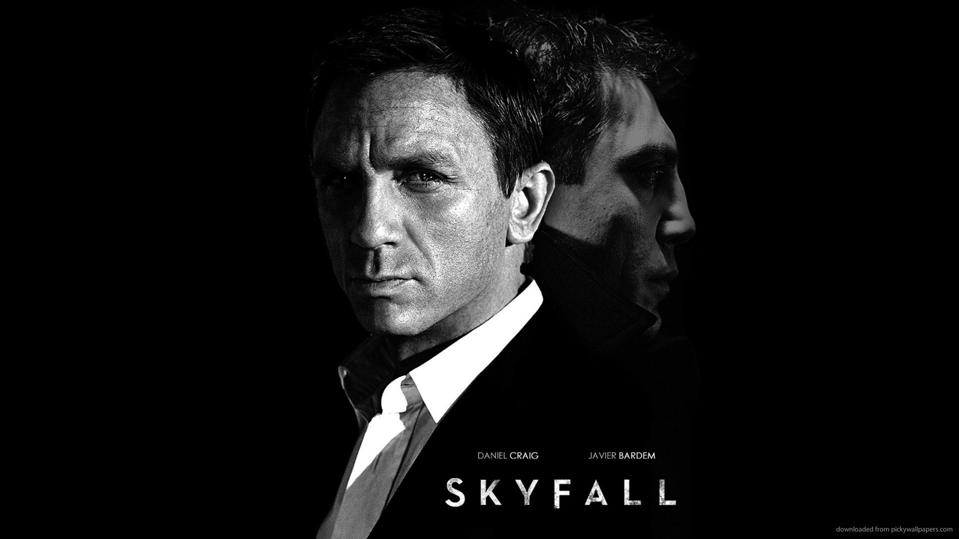 skyfall daniel craig poster wallpaper for samsung galaxy tab