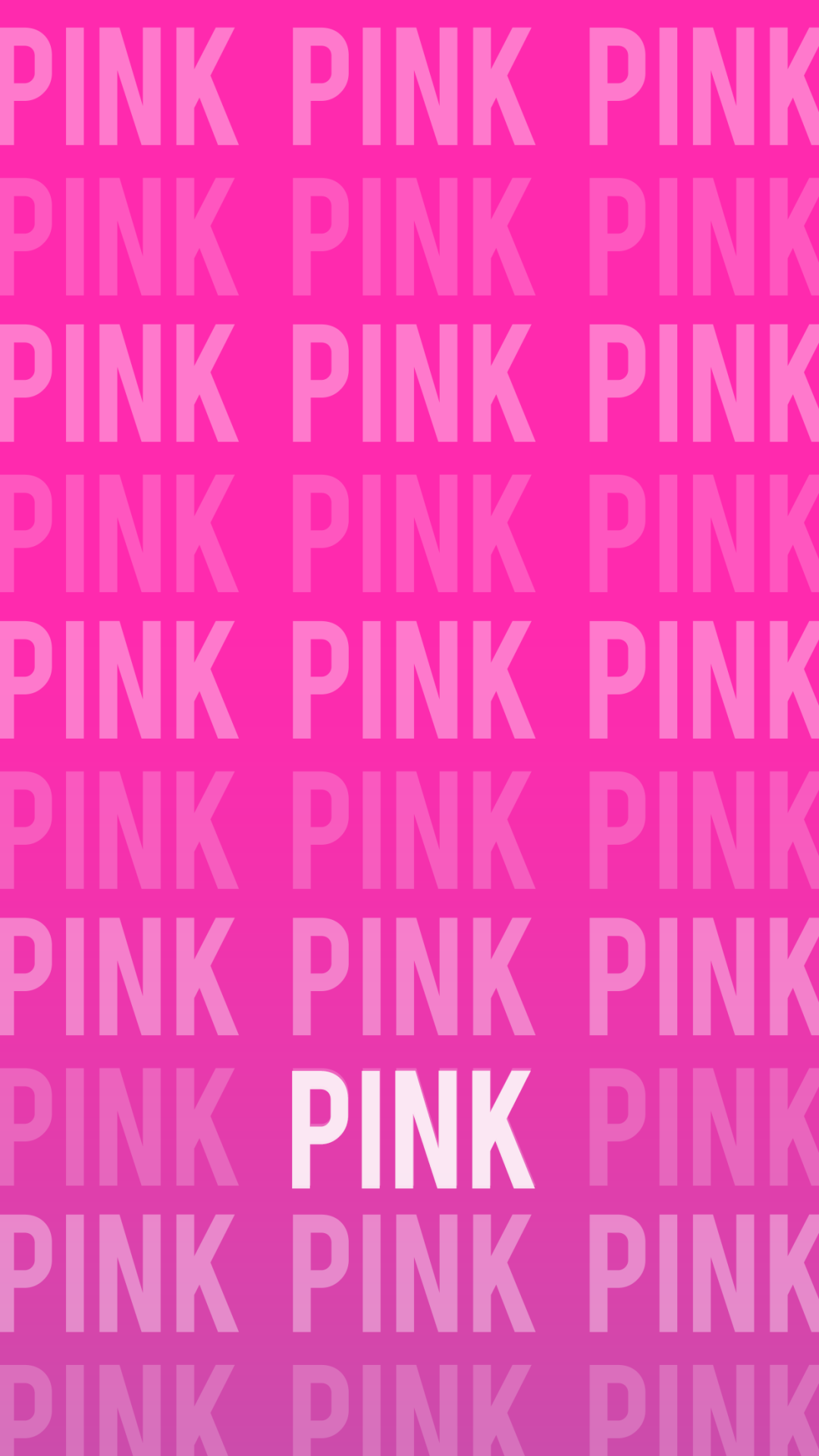 LouBeccaBee Walls — VS PINK Wallpapers Collection