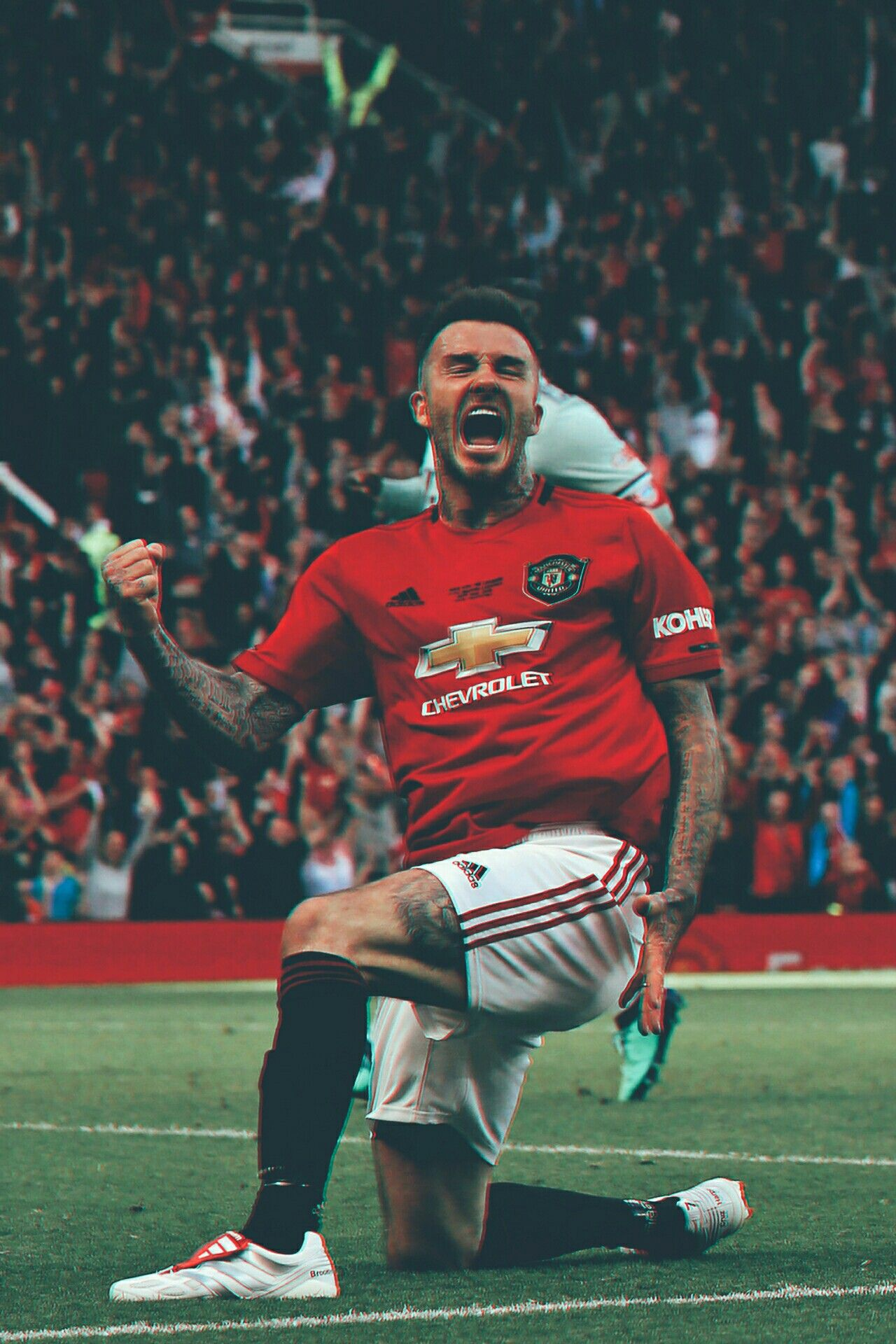 Pin By Andrewfeng On Soccer In 2020 Manchester United Wallpaper David Beckham Manchester United Manchester United Team