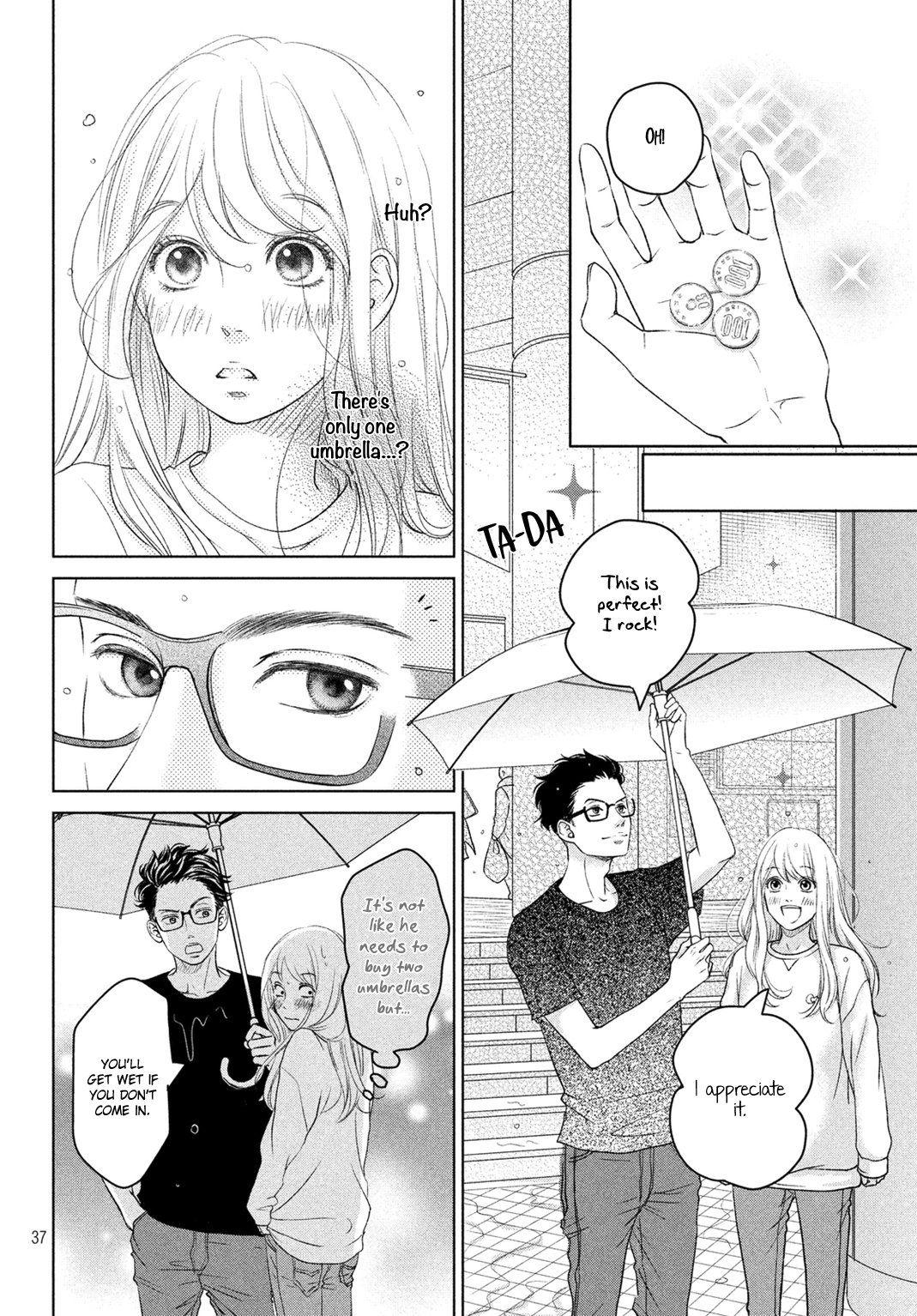 Living No Matsunaga San Vol 1 Ch 1 Mangapark Read Online For Free Chapter Shoujo Manga San