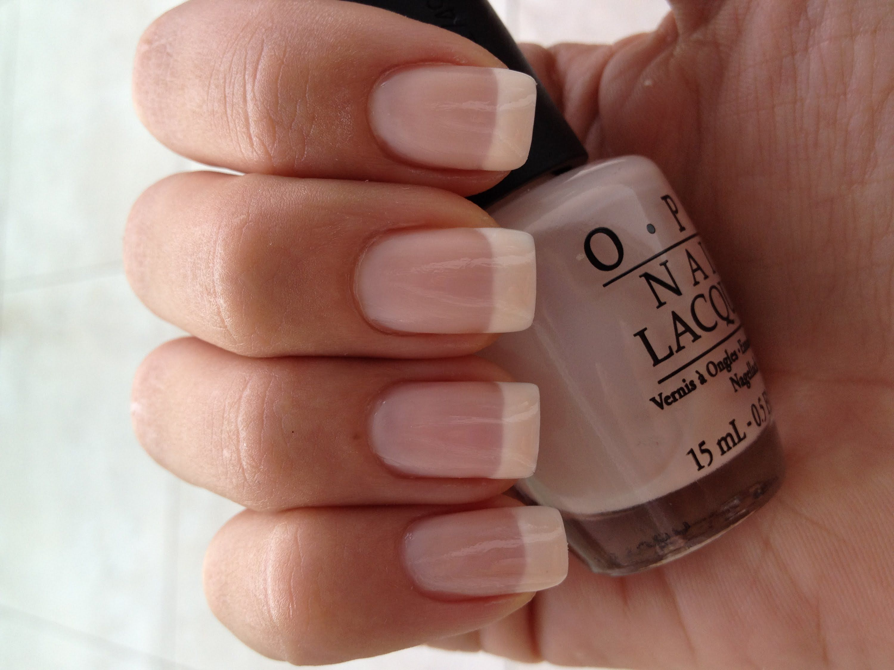 Perfect french manicure diy french manicure ongles magnifiques perfect french manicure diy french manicure solutioingenieria Image collections