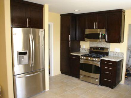 Instalaci n y dise o pisos laminados cocinas empotradas - Cocinas modulares ...