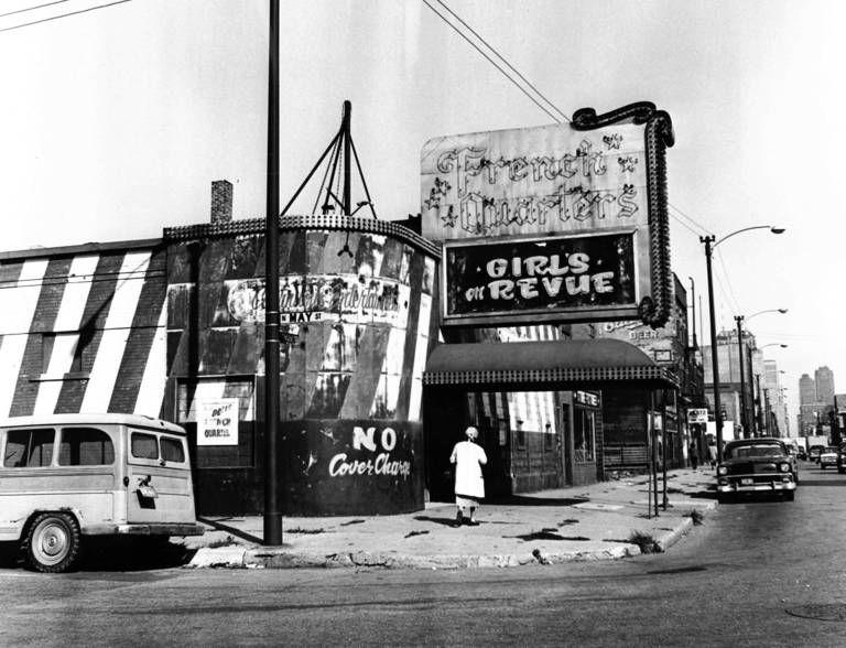Black strip clubs chicago