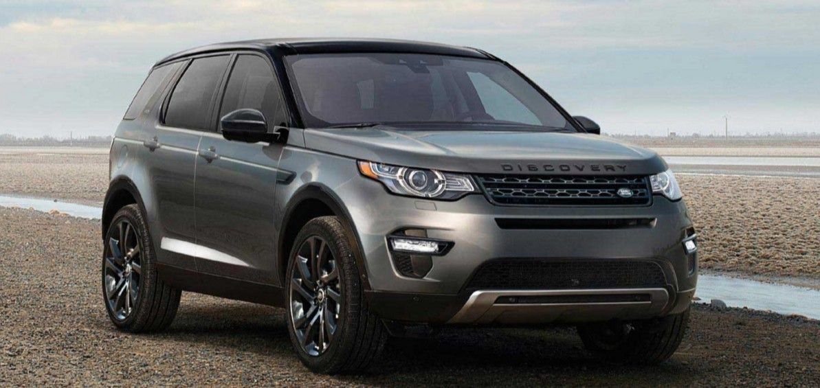 2017 Land Rover Discovery Sport Changes Specs Land rover