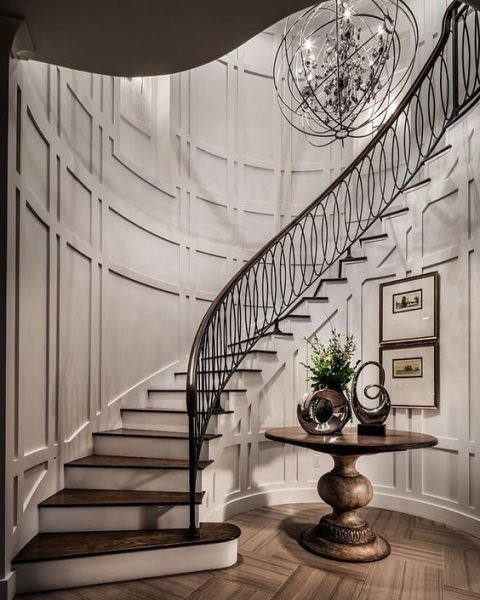 20 Excellent Traditional Staircases Design Ideas: 20+ Brilliant Staircase Design Ideas For Small Saving