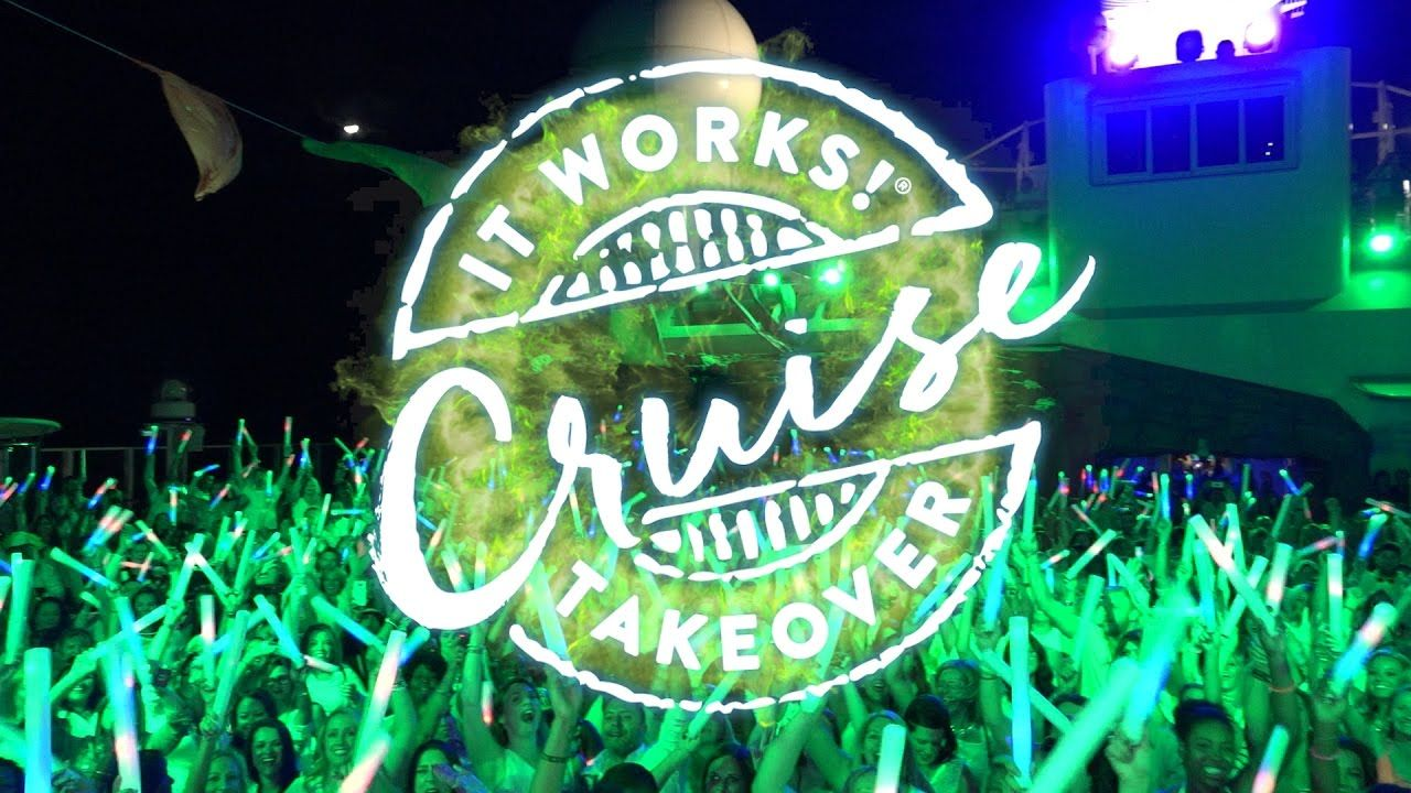 It Works! Cruise Takeover 2016 #itworks! www.dontforgetitshuguet.com Be your own boss. Residual Income. Flexible Job. Work from home. Passive Income.