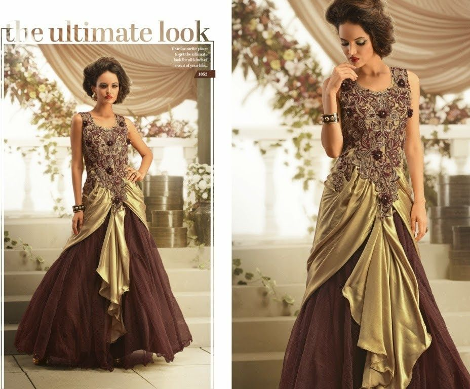 Indian Party Wear Wedding
