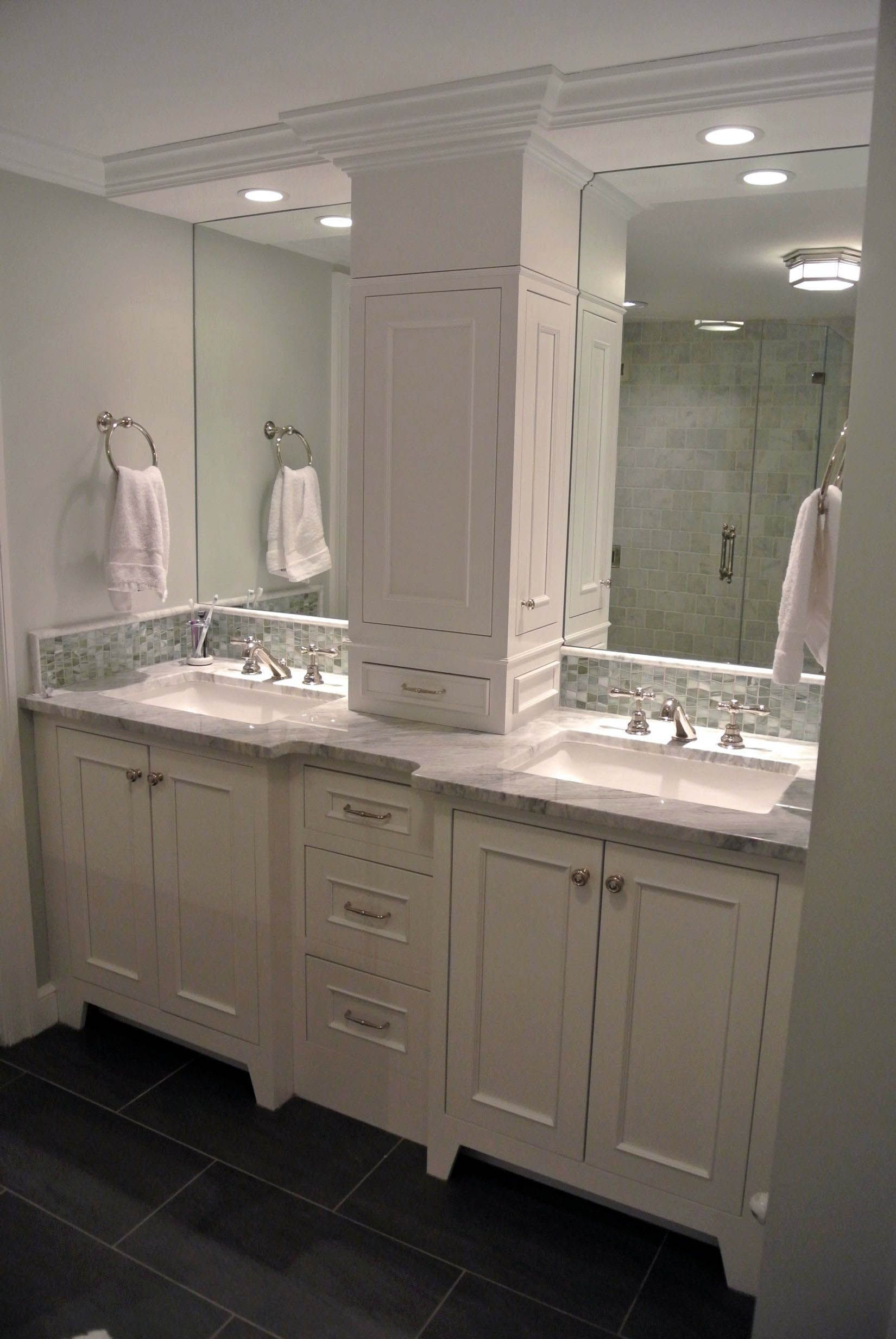 Unique bathroom storage solutions for small spaces only in - Unique bathroom vanities for small spaces ...