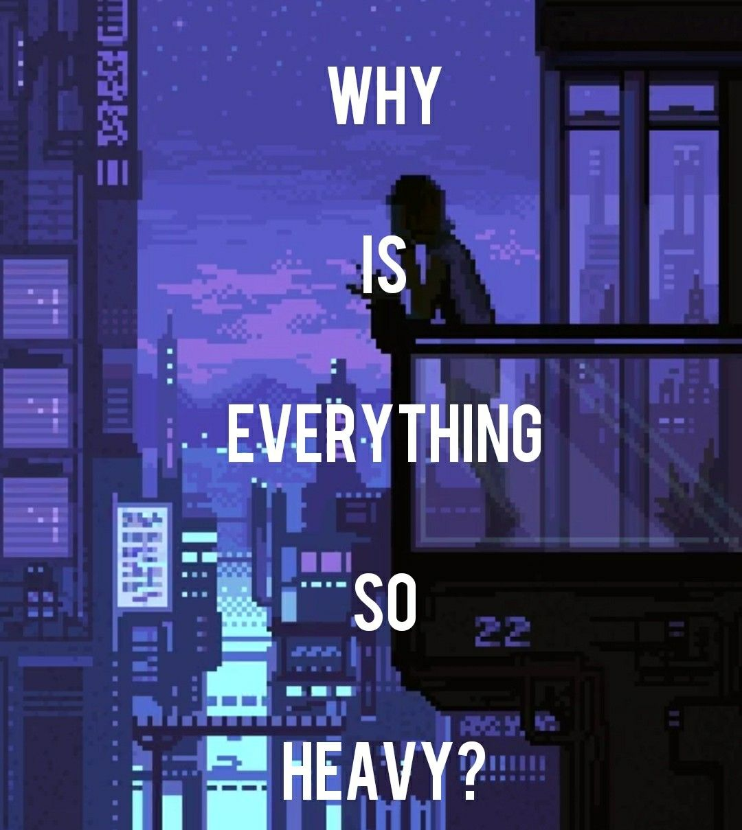 Heavy Linkin Park R.I.P Chester ( Pixel art