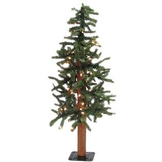 3' Alpine Christmas Tree with Lights | Shop Hobby Lobby ...