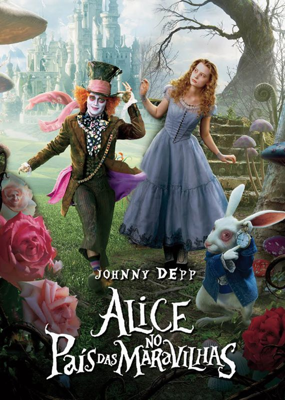 Alice No Pais Das Maravilhas Alice No Pais Das Maravilhas Cartaz De Filme Filme Alice No Pais Das Maravilhas