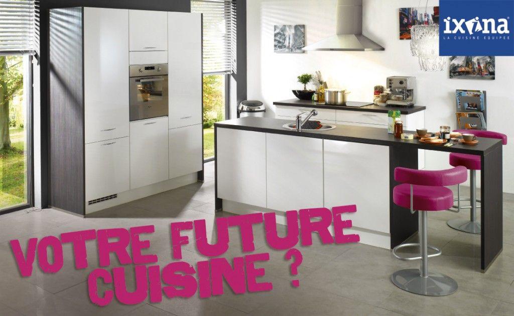 bon plan ixina vous fait gagner votre cuisine de r ve. Black Bedroom Furniture Sets. Home Design Ideas