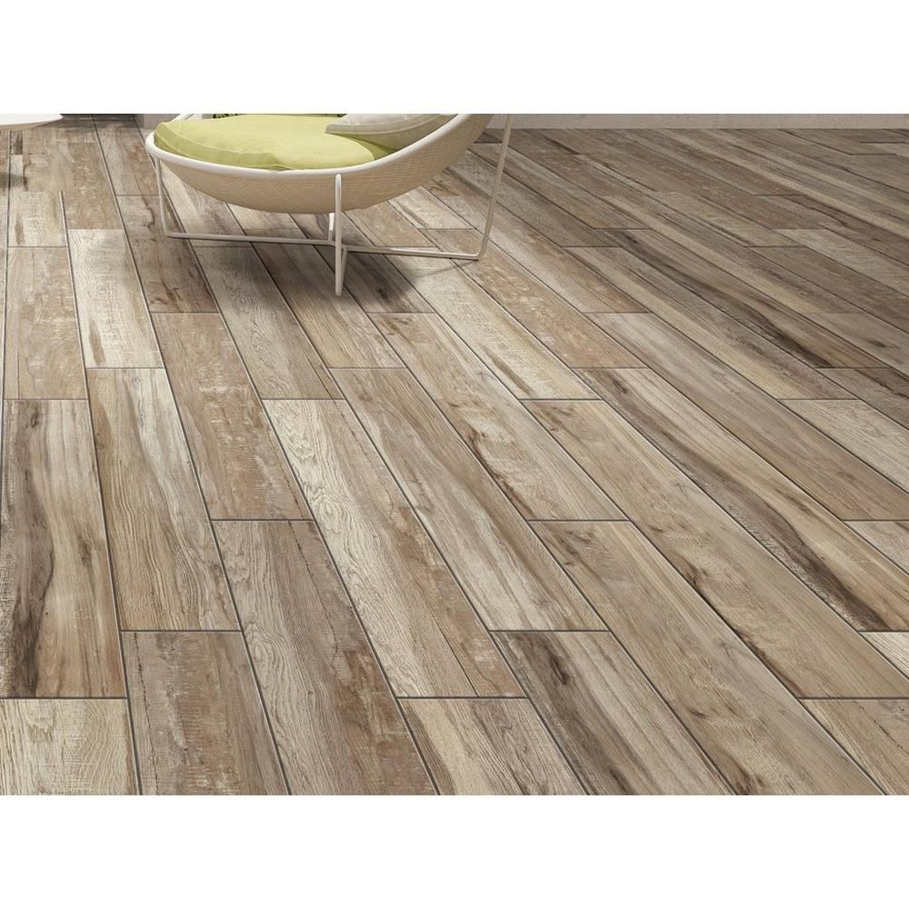 New Kent Gray Wood Plank Ceramic Tile | Pinterest | Wood planks ...