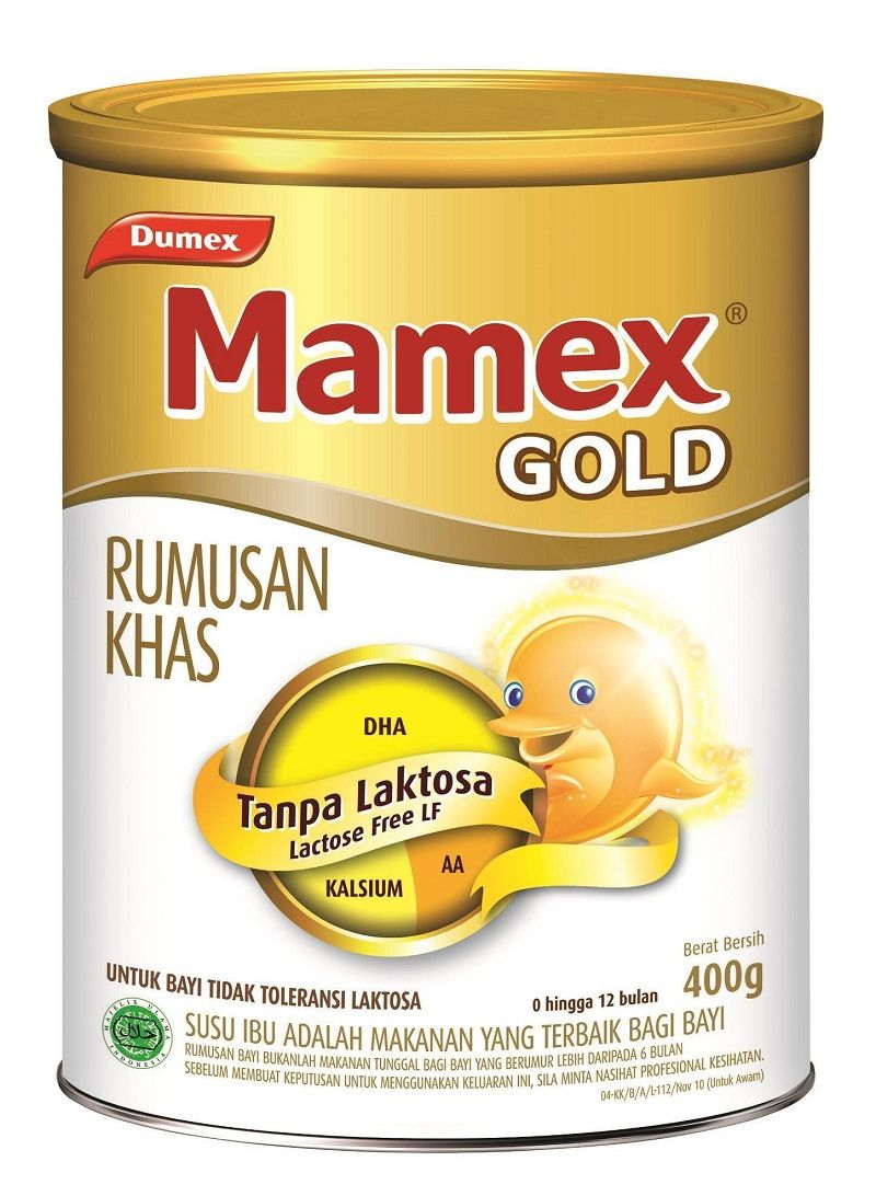 Mamex Gold Lactose Free 400g Online Shopping For Mamex Gold