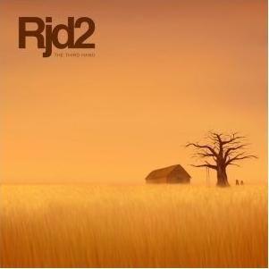 Rjd2 The Third Hand Vinyl Record Frame Vinyl Record Artwork Framed Records