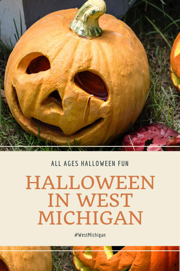 halloween fun in west michigan in 2018 | fall in west michigan
