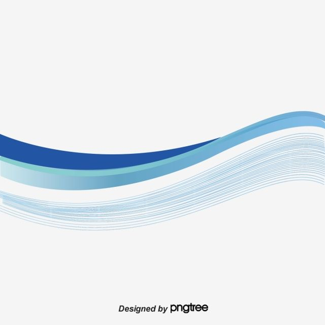 Blue Wavy Lines Background Cartoon Lines Curved Lines Lines Vector Wavy Lines Blue Line Png Transparent Clipart Image And Psd File For Free Download Line Background Background Design Vector Waves Line