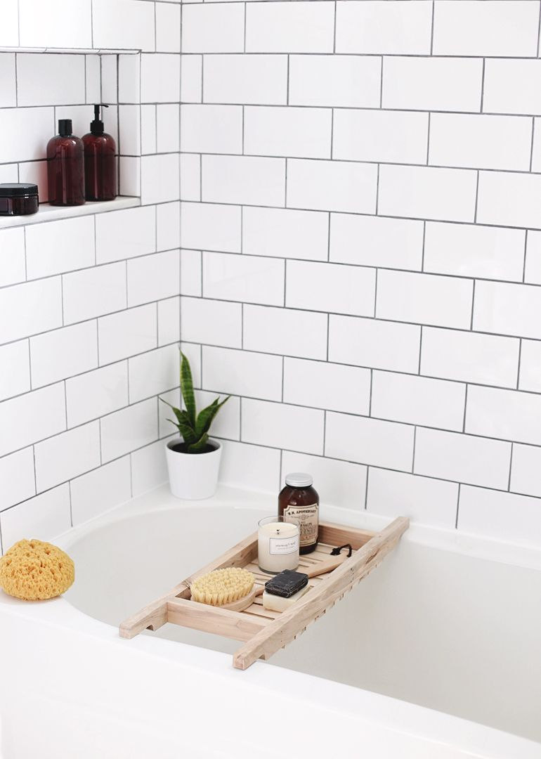 Tablett Badewanne Diy Bathtub Caddy No Selfies In The Bathroom Badewanne