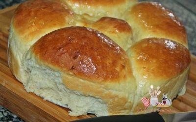 Pão de Aipim (Mandioca, Macaxeira)