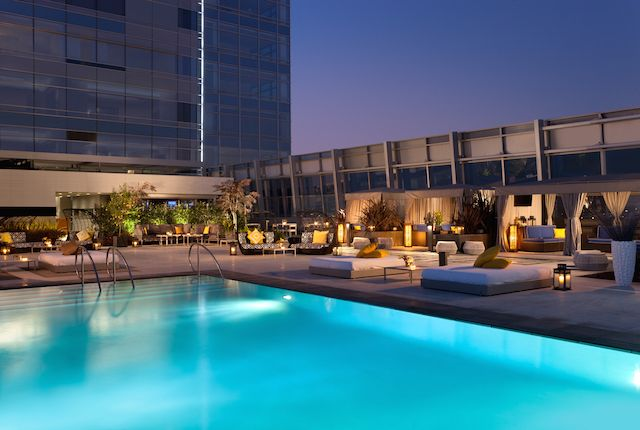 The Best Pools For Lounging In Los Angeles