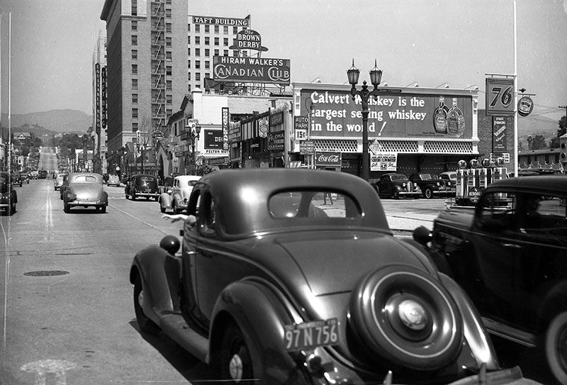 Pin En Historical And Vintage Photographs Of Los Angeles And Hollywood