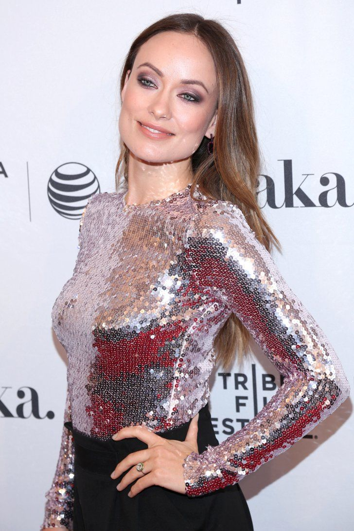 Pin for Later: 18 beeindruckende, unkonventionelle Verlobungsringe der Stars Olivia Wilde