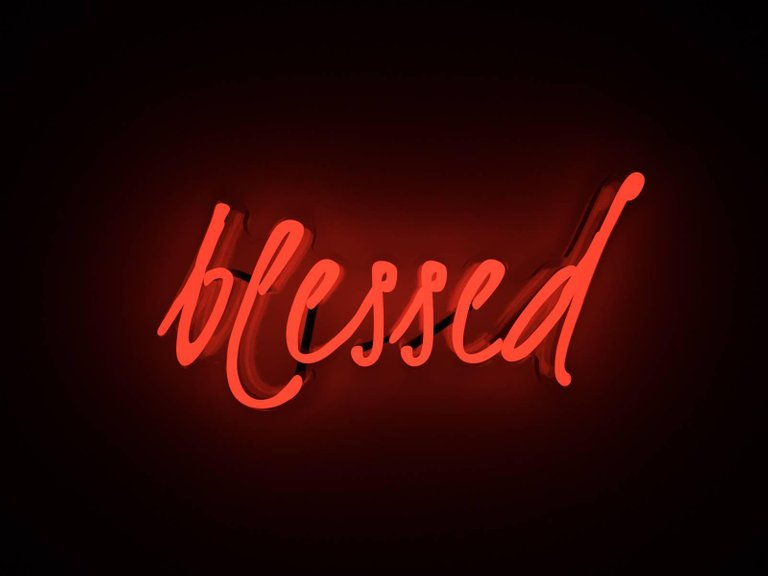 Mary Jo Mcgonagle Blessed Neon Art Work Red And Black Wallpaper Red Aesthetic Grunge Red Aesthetic