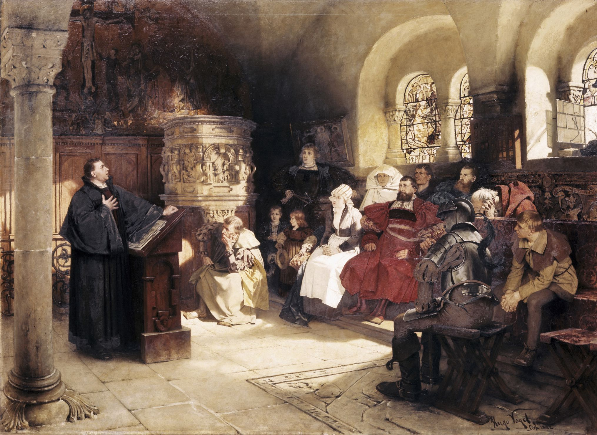 What Do Lutherans Believe And Practice With Images