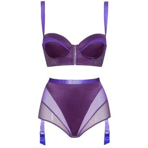 dea85c71dc1b Tumblr Bhs, Purple Lingerie, Retro Lingerie, Lingerie Underwear, Women  Lingerie, Beautiful