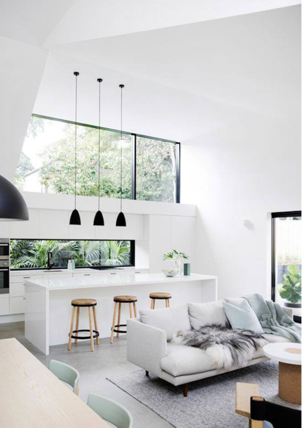 Minimalist interior design clean and simple designs for the living room also ideas rh pinterest