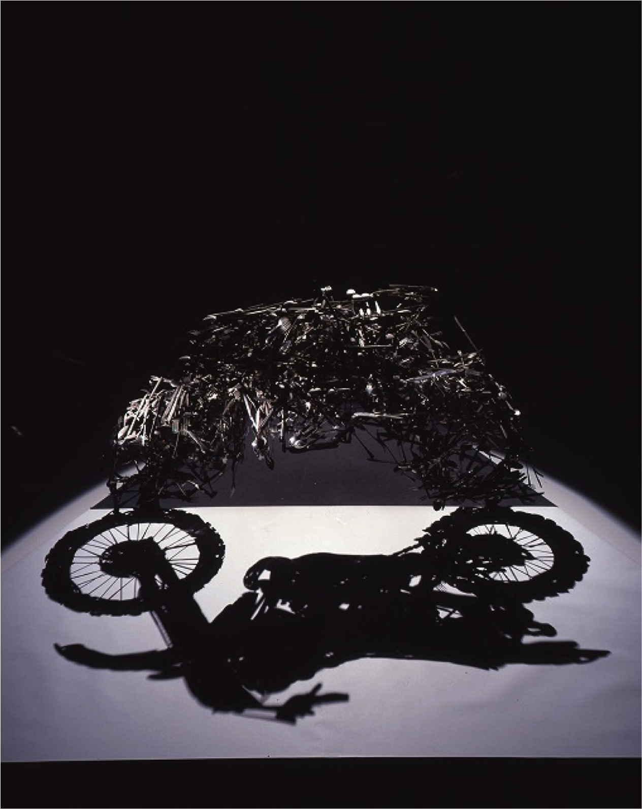 Image result for lunch with a helmet on shigeo fukuda