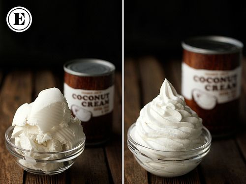 Tasty Yummies Healthy Desserts Paleo Friendly Coconut Whipped Cream Recipe Coconut Whipped Cream Trader Joes Coconut Cream Coconut Cream