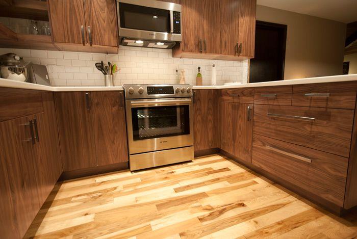 Walnut Doors For Ikea Kitchen Cabinets