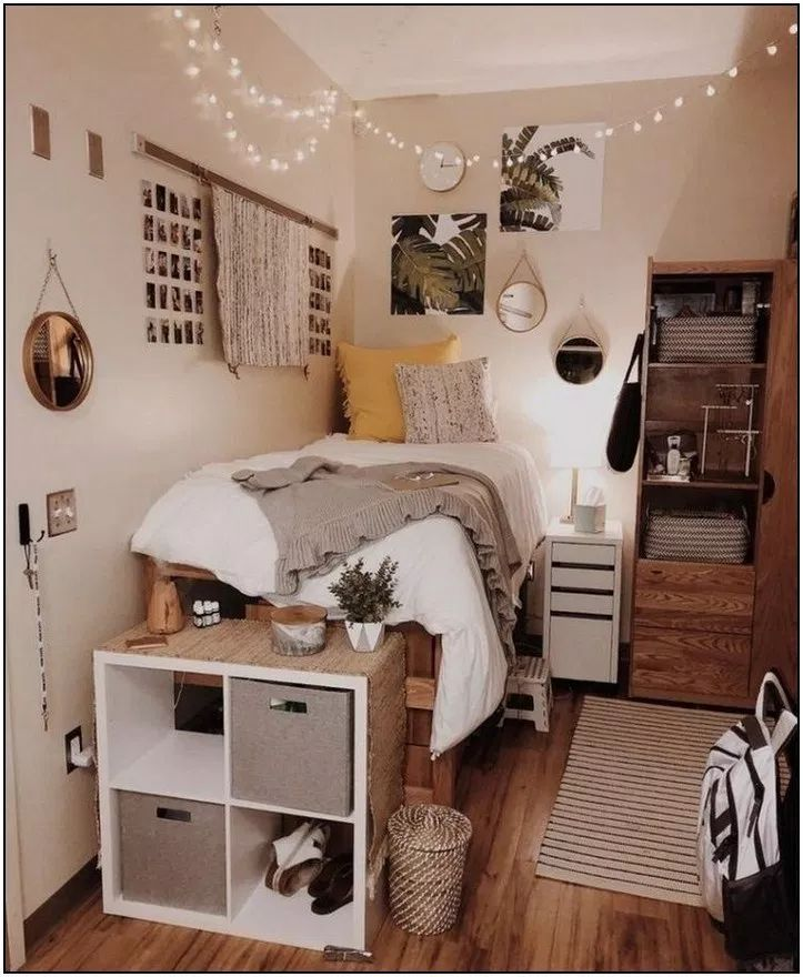 137 fantastic college dorm room decor ideas and remodel 53 | Home Inc College Dorm Rooms college DECOR Dorm fantastic Home Ideas remodel Room #collegedormroomideas