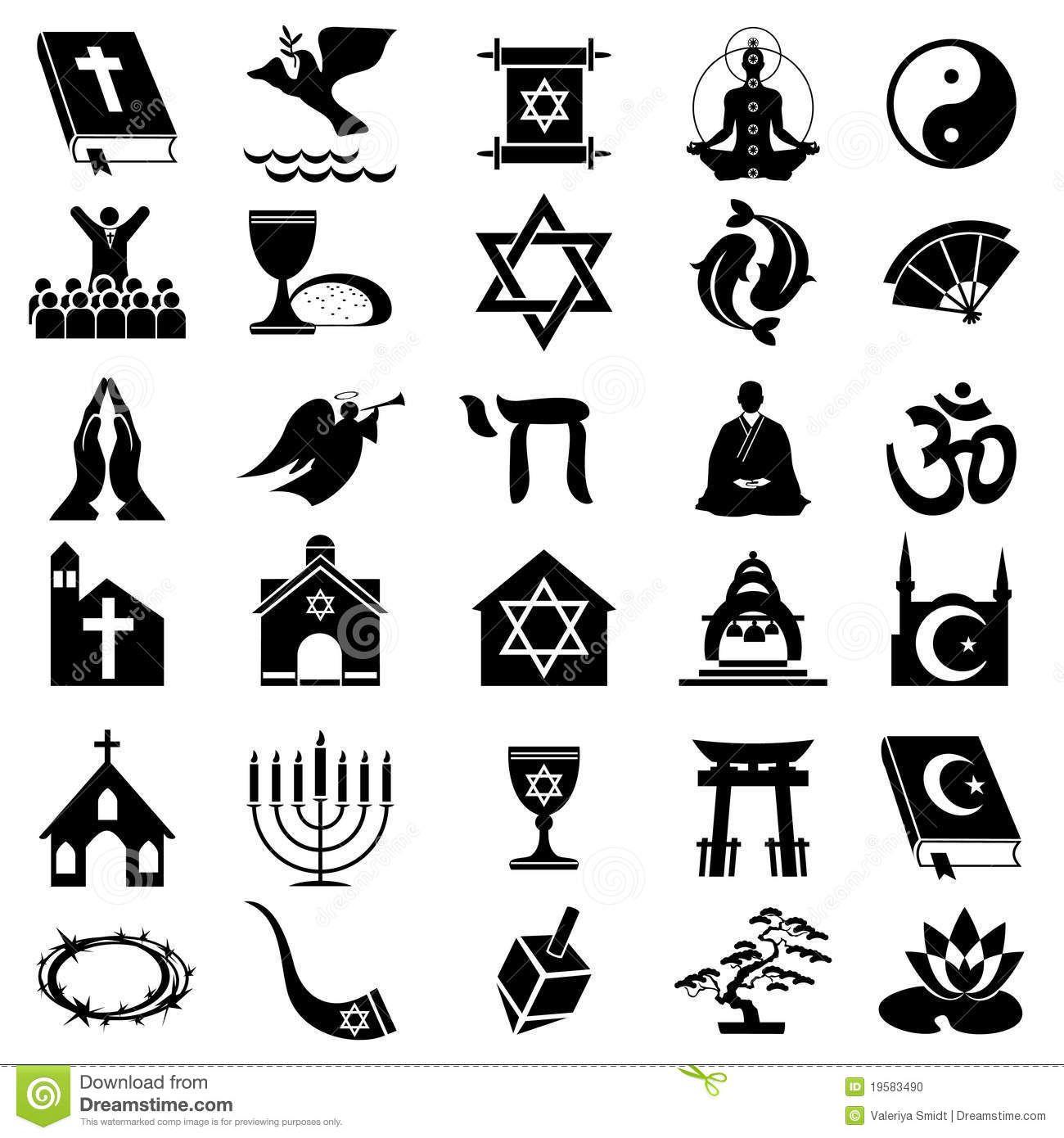 Judaism Religious Symbol | Religious symbols | Pinterest ...