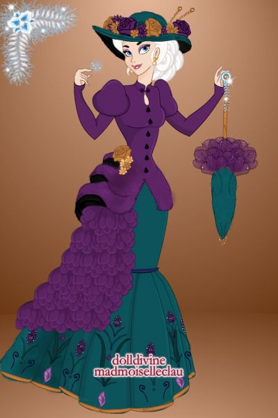 My Victorian Elsa Remake By Pigobest Created Using The Princess