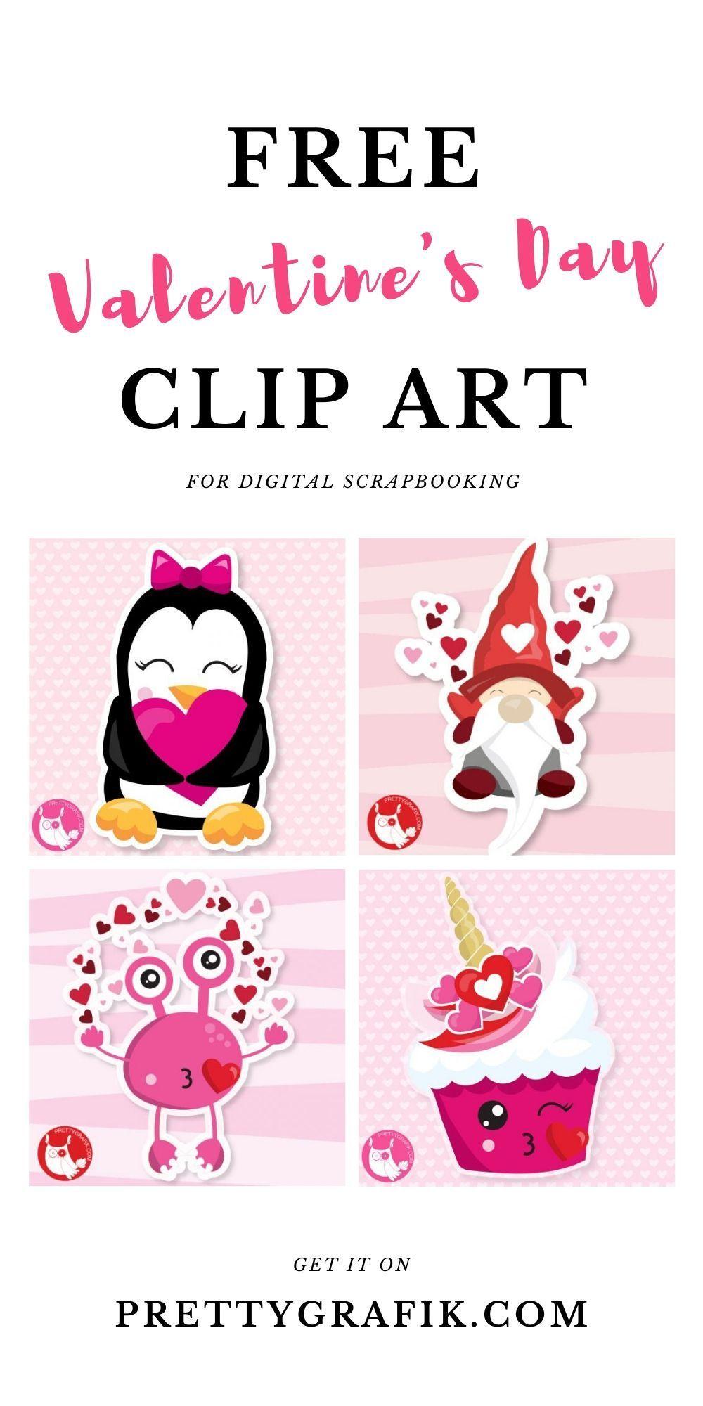 Freebies Archives Prettygrafik Store Clip Art Freebies Clip Art Valentines Day Clipart