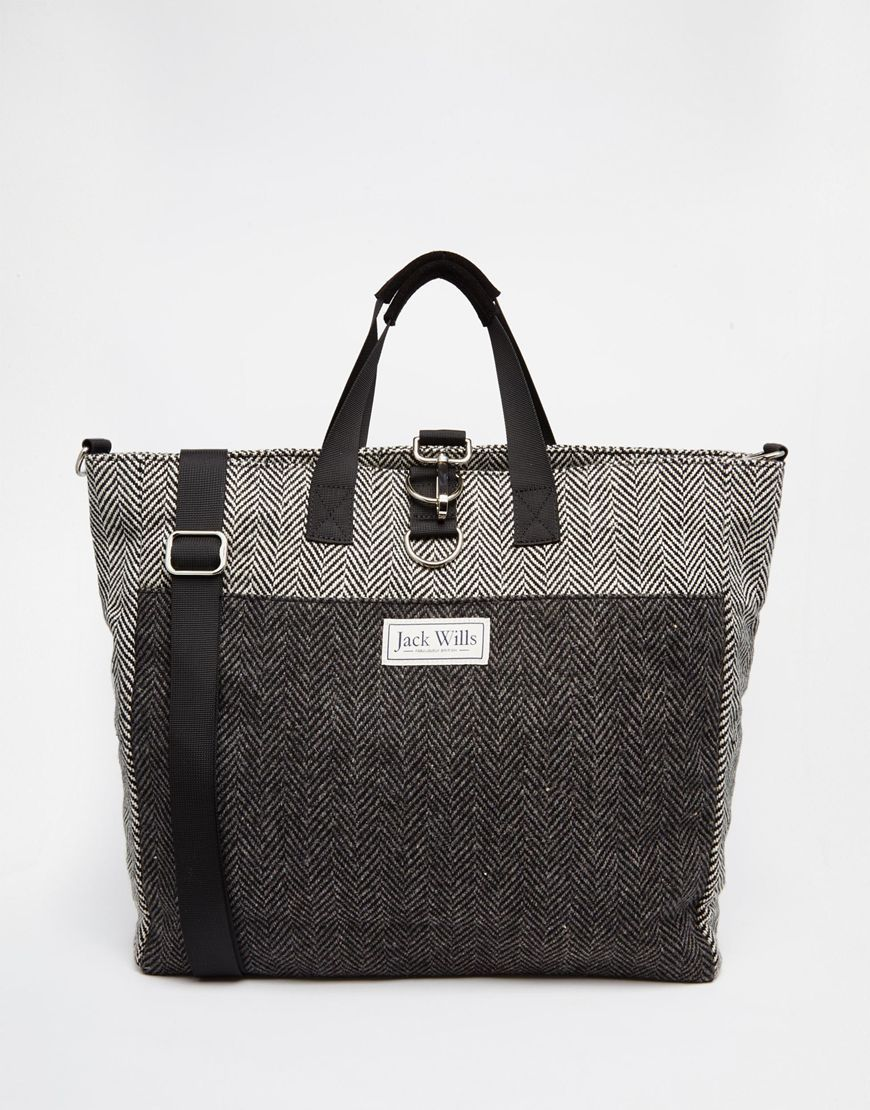 Jack+Wills+Spurrell+Tote+Bag