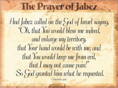 What s Wrong with the Prayer of Jabez Women of GraceWomen of Grace