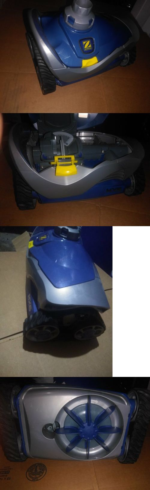 Pool Cleaners and Vacuums 181063: Head Unit Only Zodiac Mx6 Swimming ...