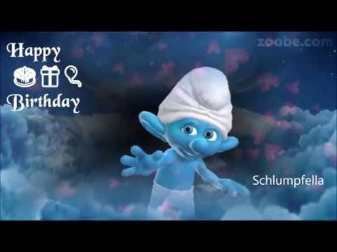 Happy Birthday Alles Gute Zum Geburtstag Glückwünsche Zoobe