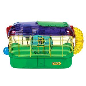 Kaytee Crittertrail One Level Habitat Small Pets Little Live Pets Hamster Cages