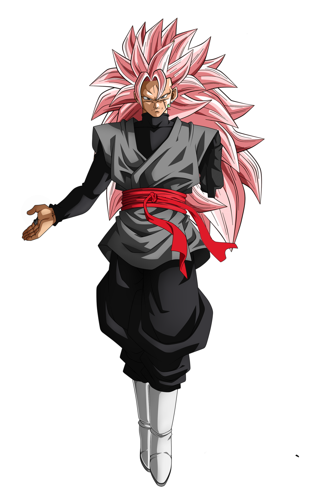 Future gohan black super saiyan 3 rose no arm by lssj2 dbz future gohan black super saiyan 3 rose no arm by lssj2 thecheapjerseys Images