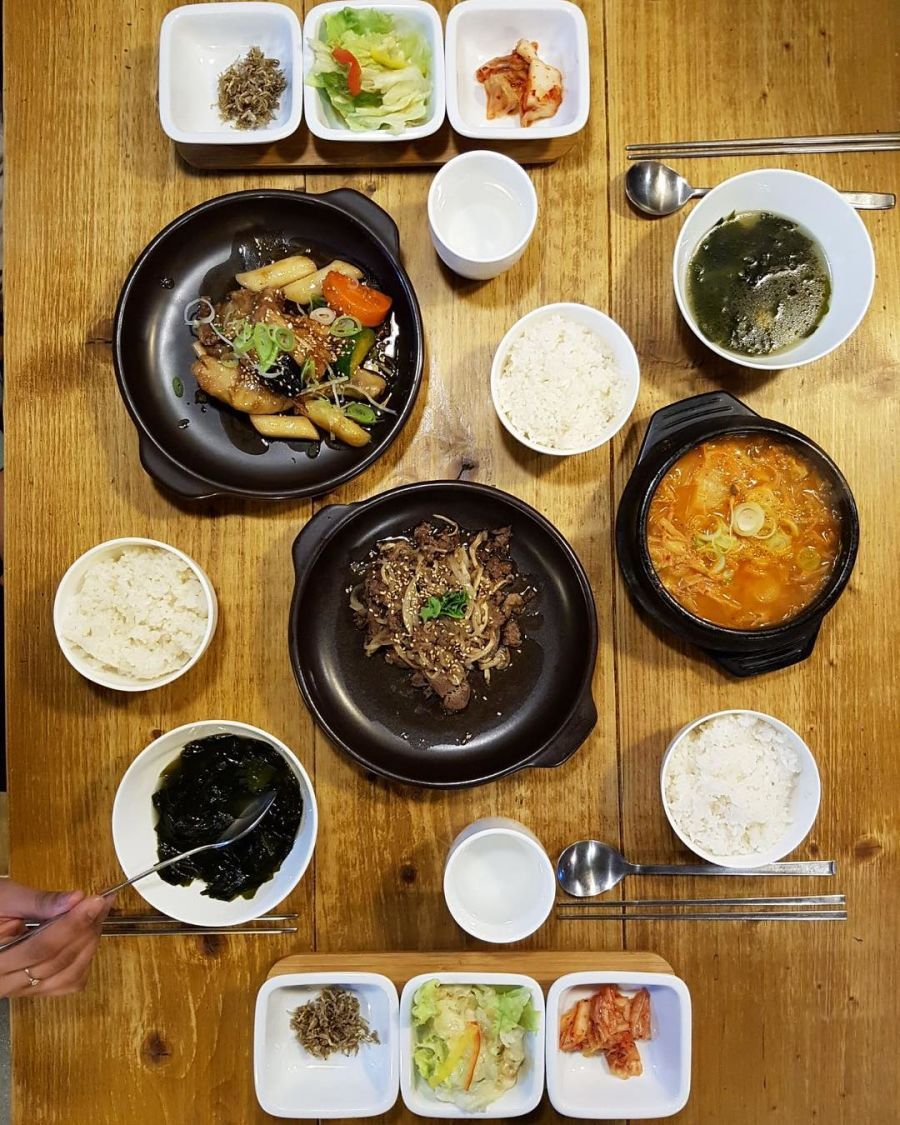 11 Best Halal Korean Restaurants Reviews Travel Guides For Muslim Travellers Have Halal Will Travel Korean Restaurant Halal Recipes Food