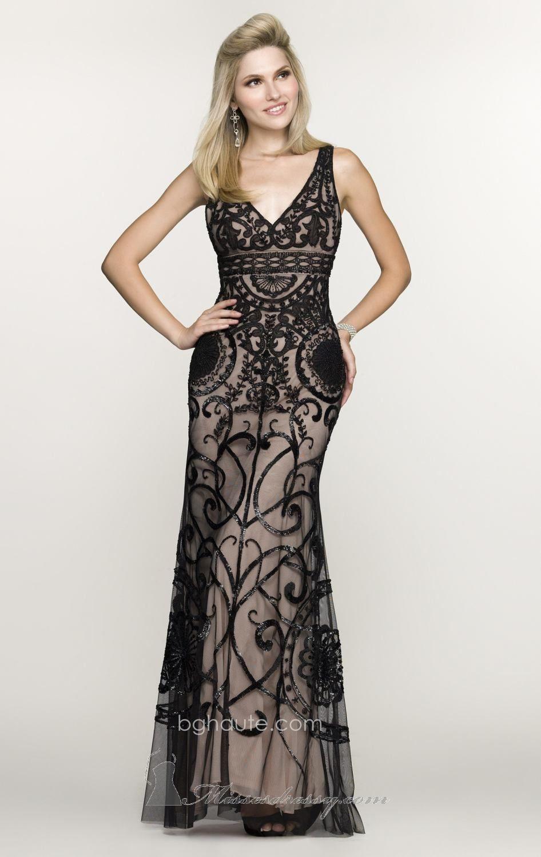 Bg haute g dress missesdressy evening gowns dresses