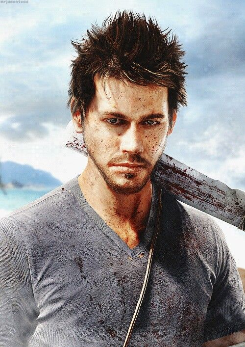 Jason Brody | Gaming | Far cry game, Crying, Far cry 5