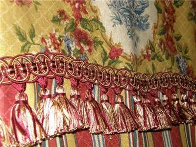 French Country Chickens Roosters Rooster Waverly Kitchen - French country valances